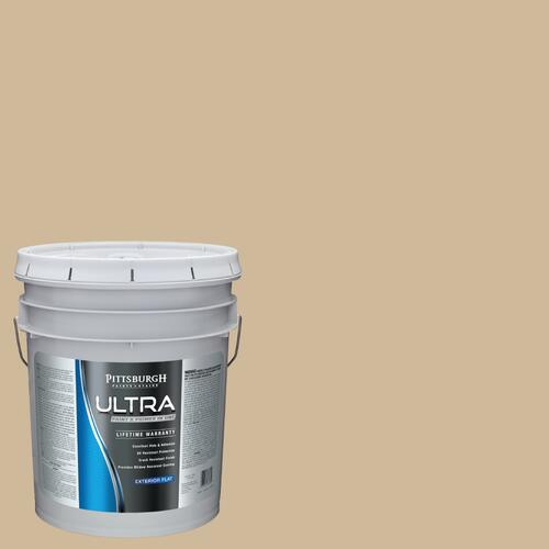 Ultra Exterior Paint Primer White Color Family 5 Gal At Menards