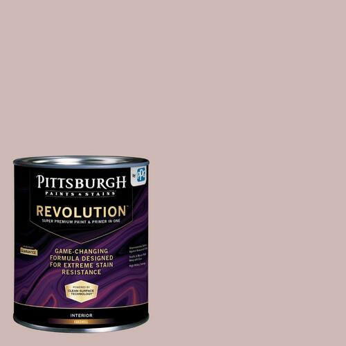 revolution interior paint primer neutral color family 1 qt at menards menards