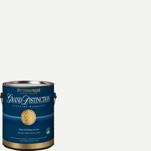 Pittsburgh Paints Stains Grand Distinction Interior Latex Paint 1 Gal At Menards