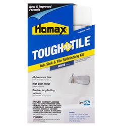 Homax 174 Tough As Tile Tub Amp Sink Refinishing Kit Spray On