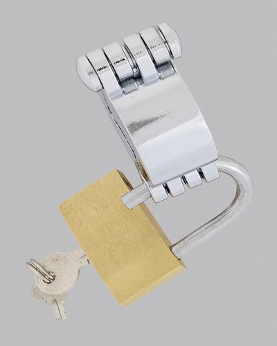 Orbit Outside Spigot Water Hose Faucet Lock Secure Outdoor Garden Spigots 37439
