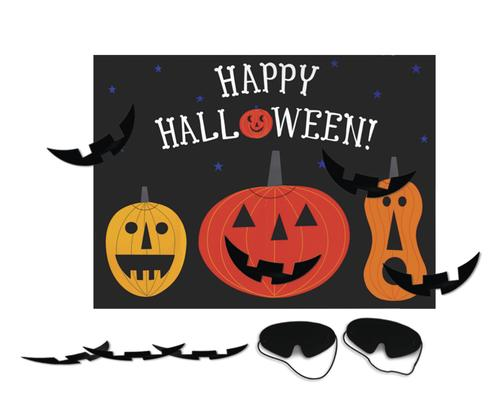 Pumpkin Hollow™ Halloween Pin Games - Assorted Styles