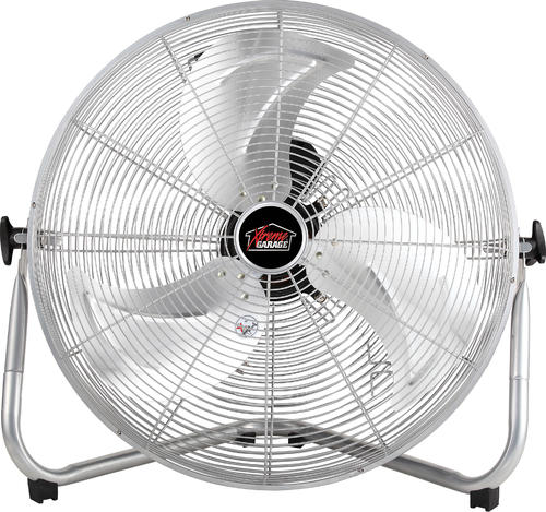 xtreme velocity fan in shop pedestal garage inch high i