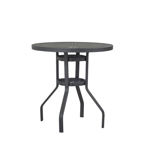 Backyard Creations 174 Legacy Round High Dining Patio Table