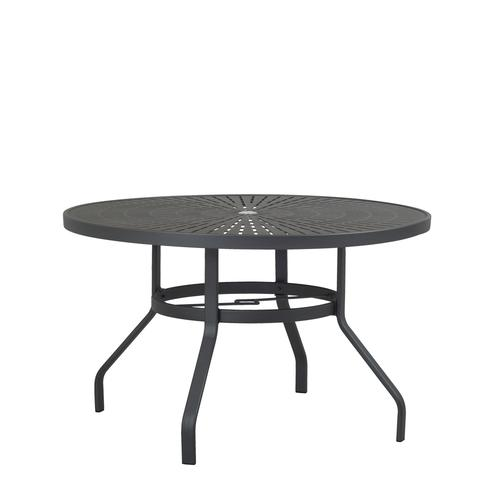 Backyard Creations® Legacy Round Dining Patio Table  sc 1 st  Menards & Backyard Creations® Legacy Round Dining Patio Table at Menards®
