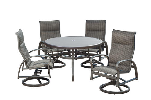 Legacy Collection 5 Piece Dining Patio