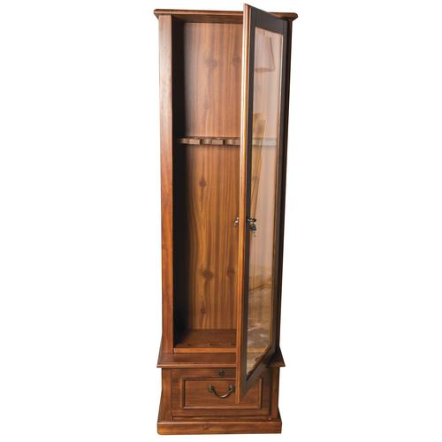 Beautiful 8 Gun Wooden Gun Cabinet At Menards®