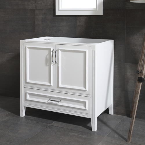 Ove D 233 Cors Claire 36 Quot W X 21 Quot D White Bathroom Vanity Cabinet At Menards 174