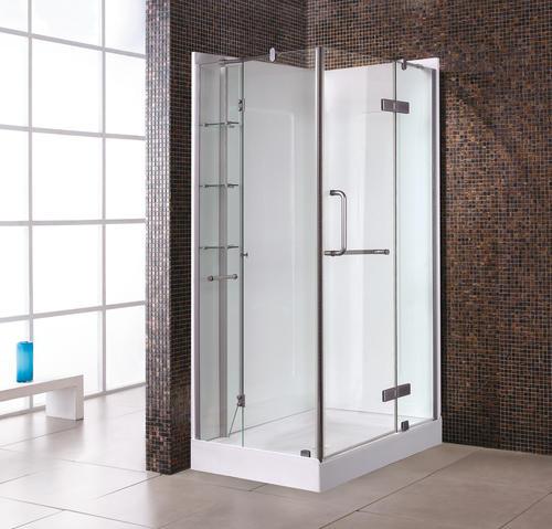 Nice Ove Décor Dalia 40u0027u0027 Premium Shower Kit With Walls At Menards®