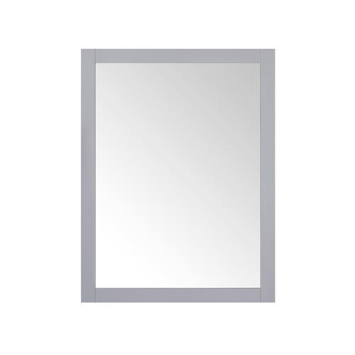 rectangular wall mirrors decorative.htm ove decors denver 24 w x 32 h pebble gray framed mirror at menards    pebble gray framed mirror at menards