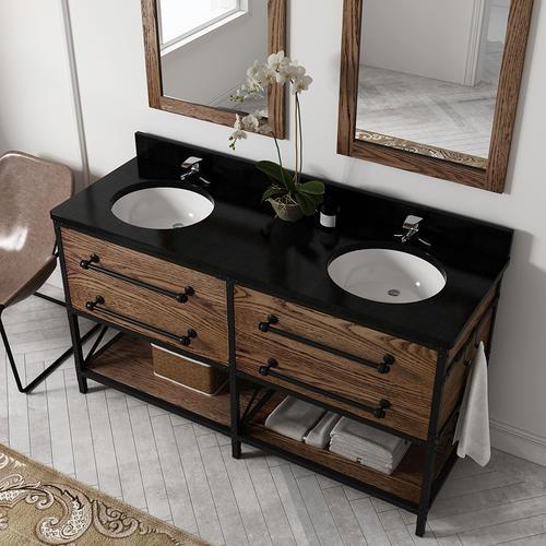 OVE Décors W X D San Antonio Vanity At Menards - Bathroom sinks san antonio
