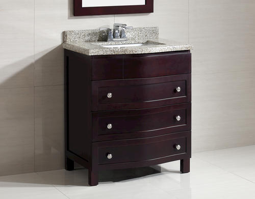 "30 Bathroom Vanity Menards ove décor 30""w x 22""d savannah vanity with top at menards®"