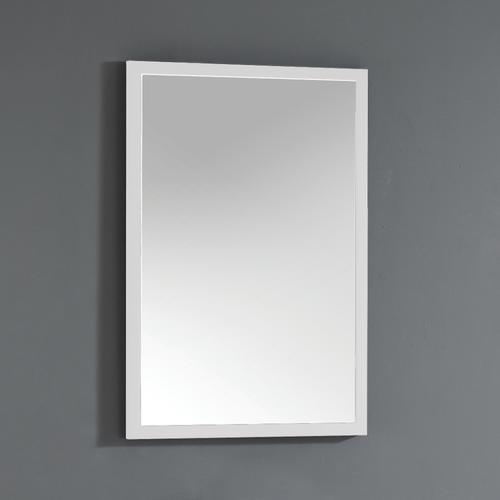 Ove Decors Aspen 22 Quot W X 32 Quot H White Framed Mirror At Menards 174