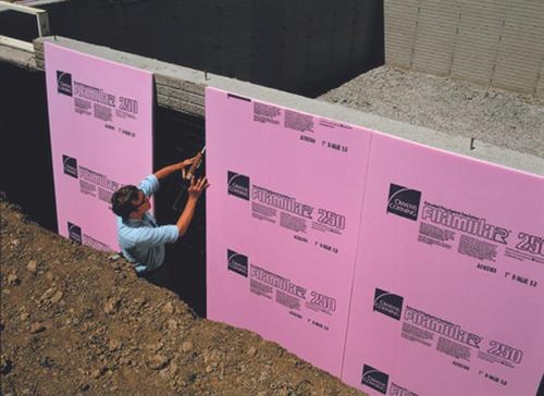 Owens Corning 174 Foamular 174 Extruded Polystyrene Insulation 3