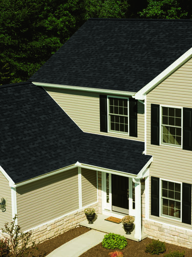 Owens Corning Oakridge Limited Lifetime Warranty Architectural Shingles 32 8 Sq Ft At Menards