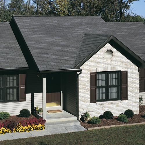 Owens CorningR SupremeR 25 Year Warranty 3 Tab Shingles 333 Sq Ft At MenardsR