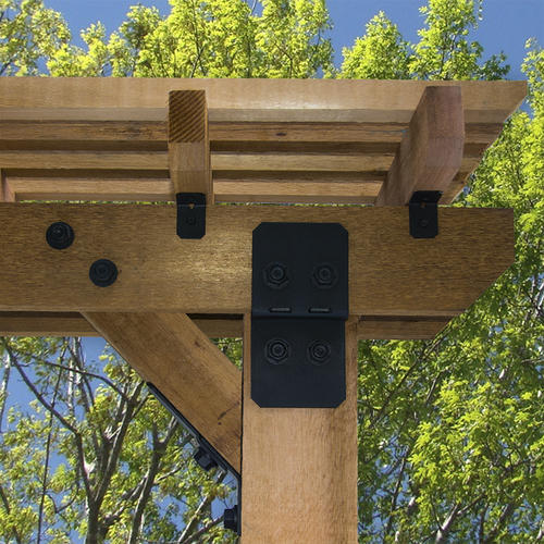 Ironwood Post to Beam Connector at Menards®