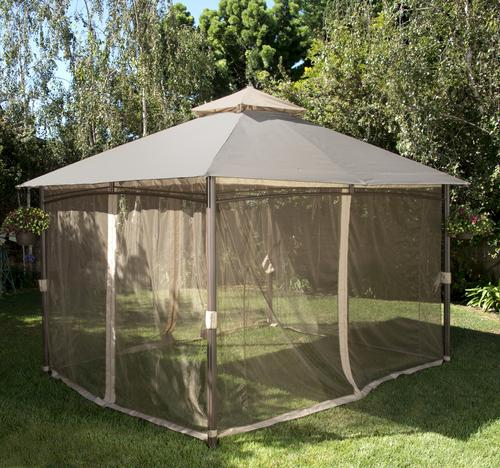 Backyard Creations 13 X 10 Roof Style Gazebo At Menards