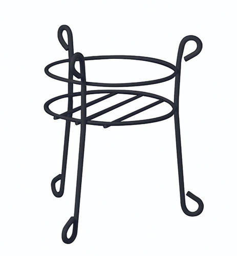 15 Black Heavy Duty Plant Stand