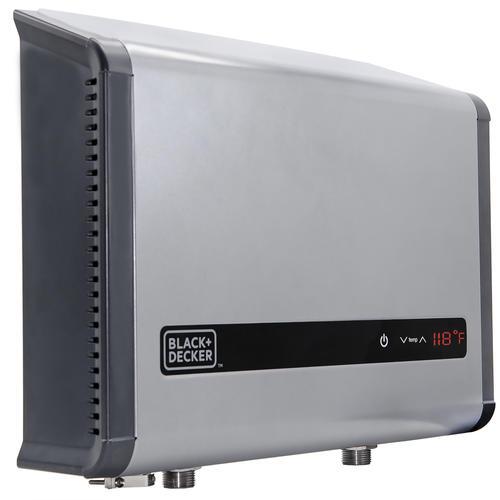 Black Decker 4 68 Gpm Multi Application Electric Tankless