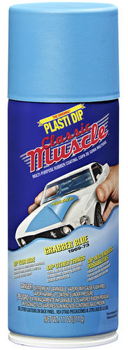 Plasti Dip® Rubber Coating Classic Muscle® Spray - 11 oz at