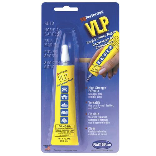 Vlp 174 Vinyl Leather Repair Clear 1 Oz At Menards 174