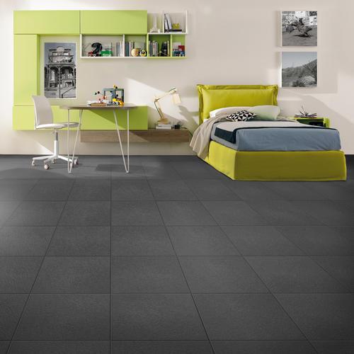 EverLast Tile Slate X Floating Luxury Vinyl Tile At Menards - 20x20 slate tile