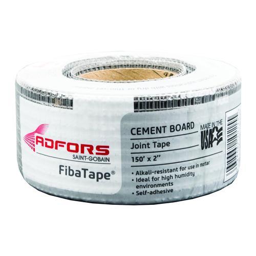 "Saint Gobain 2/"" X 150/' FibaTape Alkali-Resistant Cement Board Tape"