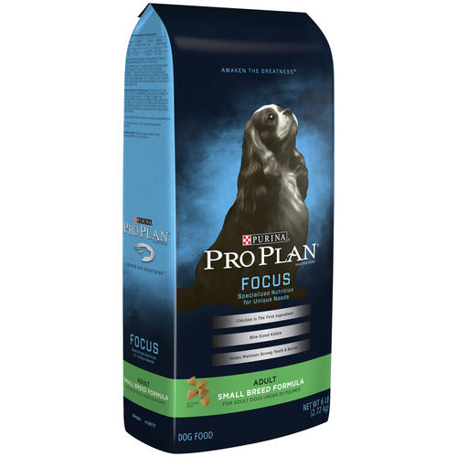 Purina® Pro Plan® Focus Adult Small Breed Formula Dog Food