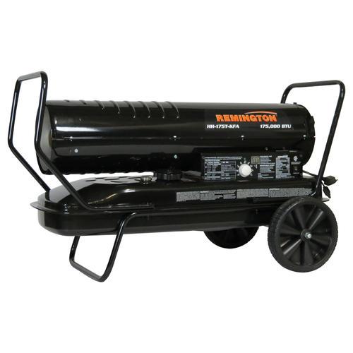 Remington® 175,000 BTU Portable Forced Air Heater At Menards®