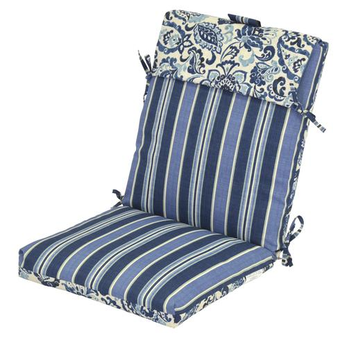 Backyard Creations Lafayette Patio Chair Cushions At Menards