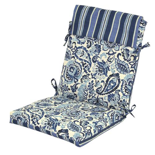 Backyard Creations™ LaFayette Patio Chair Cushions At Menards®