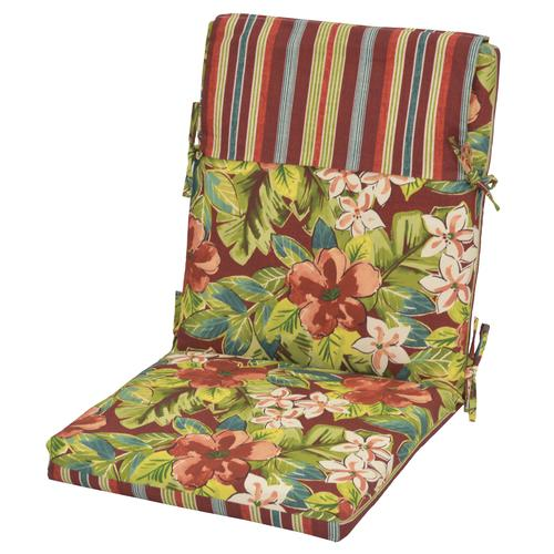 Backyard Creations Mango Bay Patio Chair Cushions At Menards