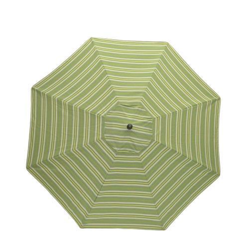 Backyard Creations® 11' Champagne Matte Patio Market Umbrella