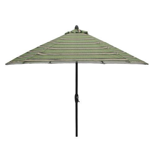 Marvelous Backyard Creations™ 9u0027 Madison Stripe Patio Market Umbrella At Menards®