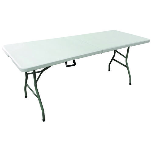 Furniture Legs Menards pdg® 6' fold-in-half banquet table at menards®