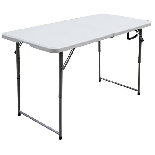 PDG® 4' Fold-in-Half Banquet Table at Menards®