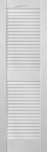 Shutters By Design 14 1 2 Quot Wide Vinyl Louvered Exterior