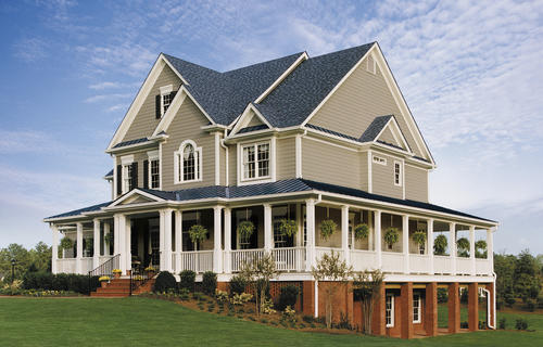 PPG Prefinished™ 1-1/4 x 8 x 12' Knight's Armor Textured Fiber Cement Trim Board