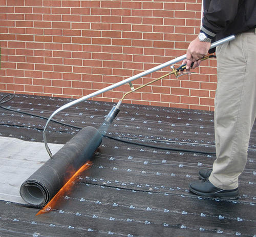 Modibond Smooth APP Torch Down Roofing (100 Sq. Ft.) At Menards®