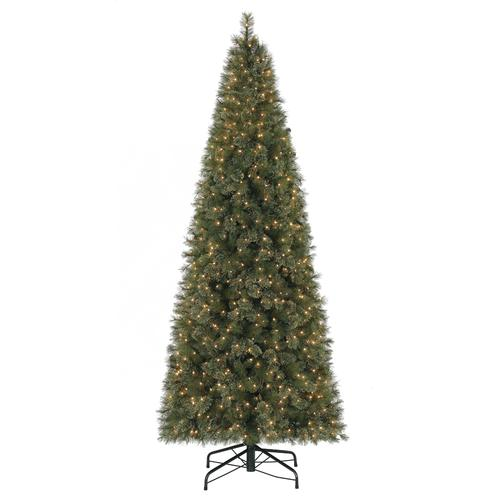 Enchanted Forest® 10' Prelit Vermont Cashmere Quick Set® Pine Artificial Christmas  Tree at Menards® - Enchanted Forest® 10' Prelit Vermont Cashmere Quick Set® Pine