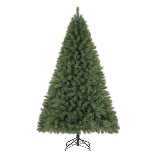 Menards Christmas Trees.Enchanted Forest 7 5 Northport Spruce Artificial Christmas