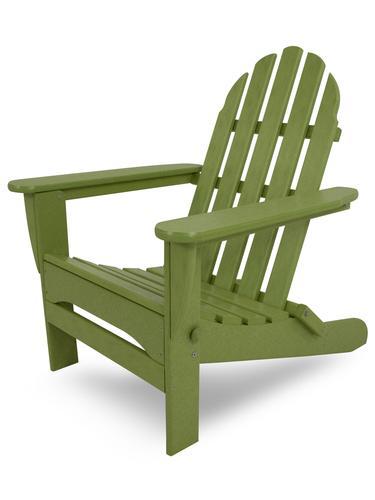 Peachy Polywood Classic Folding Adirondack Patio Chair Vibrant Download Free Architecture Designs Grimeyleaguecom