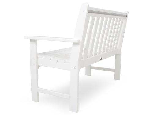 Pleasing Polywood Vineyard 48 Outdoor Bench At Menards Gmtry Best Dining Table And Chair Ideas Images Gmtryco