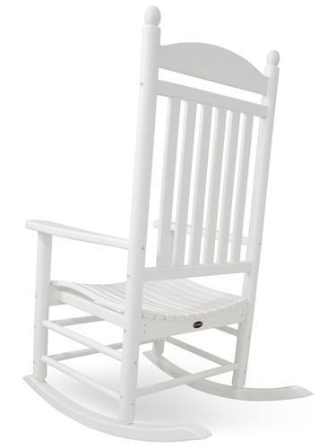 POLYWOOD Jefferson Rocking Patio Chair
