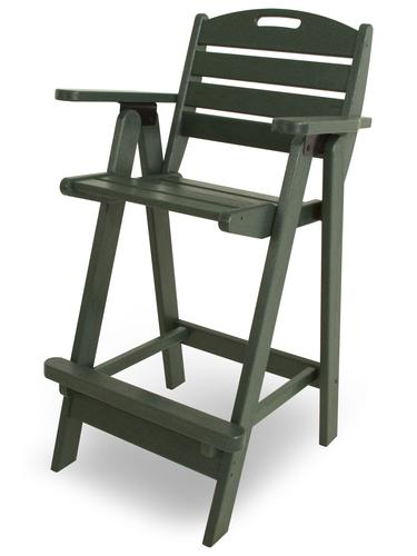 nautical bar decor.htm polywood nautical bar height dining patio chair at menards    polywood nautical bar height dining