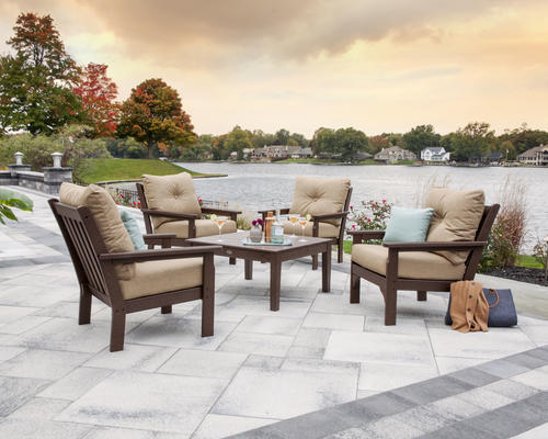 Seating Patio Set At Menards