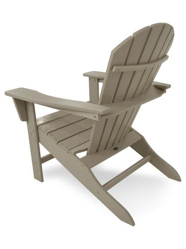 POLYWOOD South Beach Adirondack Patio Chair in Traditional ...