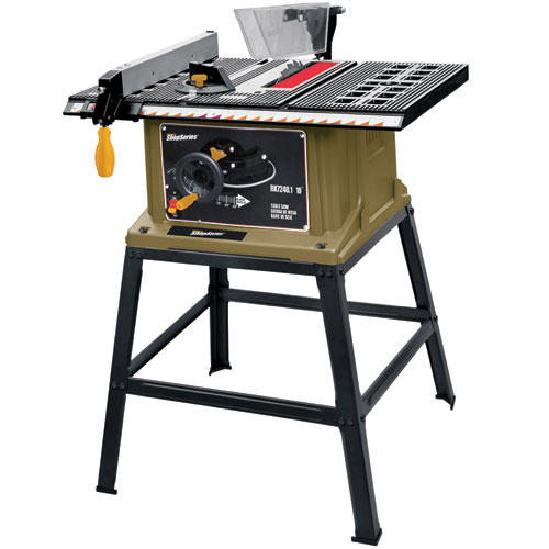 Shopseries 10 table saw with stand at menards greentooth Choice Image