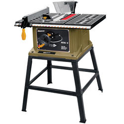 shopseries 10 table saw with stand at menards rh menards com Table Saw Parts Diagram Table Saw Parts and Accessories